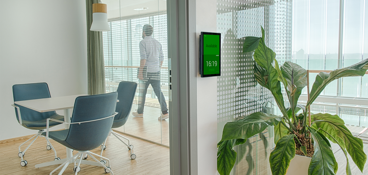Conference room tablet