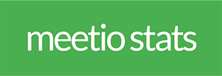 Meetio Stats logo