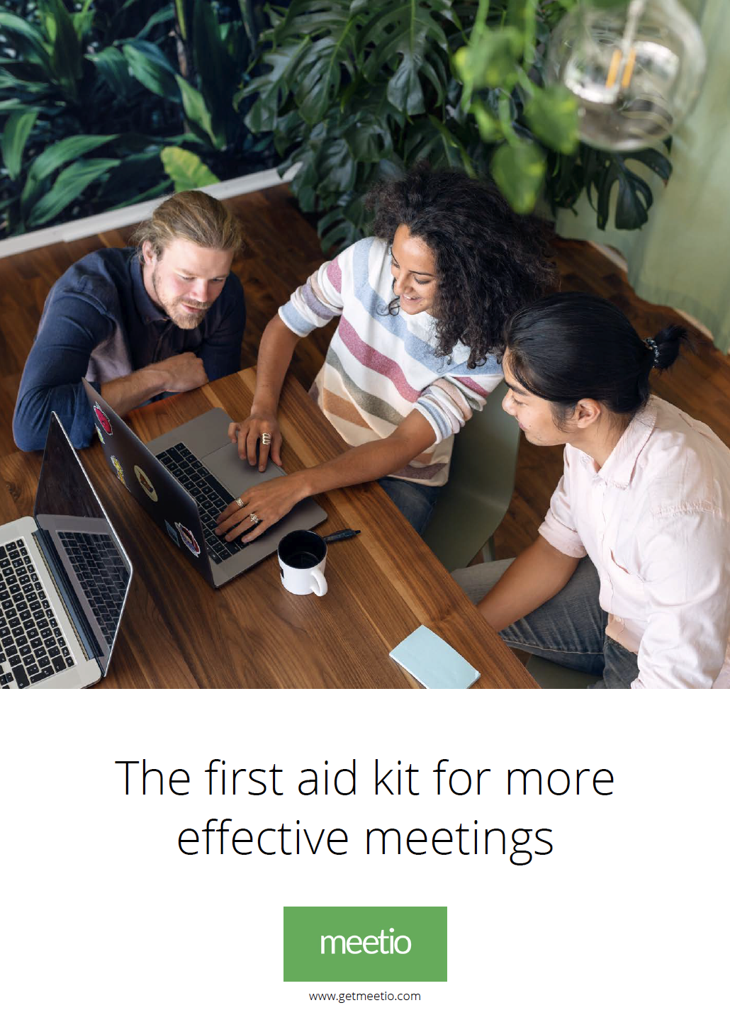 The first aid kit for more effective meetings